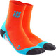 cep Dynamic+ Running Socks Men orange/blue